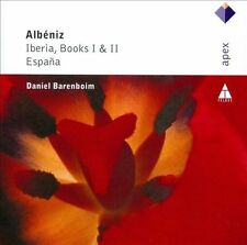Iberia Books 1 & 2/Espana, New Music