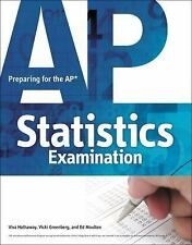 Preparing for the AP Statistics Examination-ExLibrary