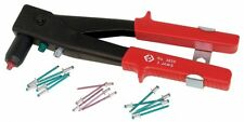 CK T3820AS Pop Rivet Pliers Set with Various Rivets - **FREE P&P**
