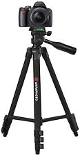 "AGFAPHOTO 50"" Pro Tripod With Case For Samsung WB150F WB850F DV300F"