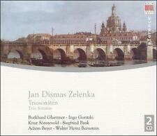JAN DISMAS ZELENKA: TRIOSONATEN (NEW CD)