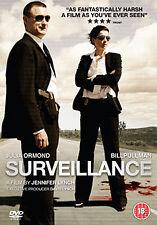 SURVEILLANCE - DVD - REGION 2 UK