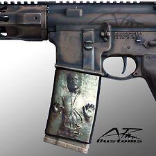 AR Soc Jabbas Trophy Mag Soc Mag Wraps / size:Steel/ Alum USGI Magazines AR15