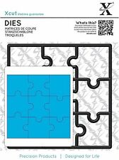 DOCRAFTS XCUT DIES JIGSAW PUZZLE PIECES WITH MAGNETIC SHIM - NEW UNIVERSAL FIT