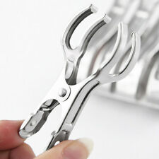 New Stainless Steel Clothes Pegs Hanging Pins Clips Laundry Windproof Clips IB