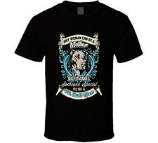 Pit Bull Mom T Shirt or Hoodie - Available In All Sizes Up To 5 XL