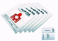 Spares4Less Miele S338I ,S371 ,S4210 ,S4560 Vacuum Cleaner Bags  x 10 & Filters