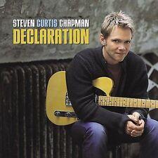 Declaration (CD) Steven Curtis Chapman