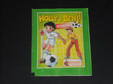 BUSTINA FIGURINE PACKET HOLLY E BENJI MERLIN - MAX