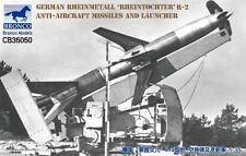 """MISSILE ANTI-AERIEN ALLEMAND """"RHEINTOCHER"""" R-2 - KIT BRONCO MODELS 1/35 n° 35050"""
