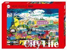 PARIS City Life-me encanta! 1000 Piezas Heye Rompecabezas de París (nuevo para 2016) HY29741