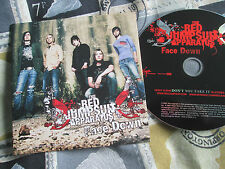 The Red Jumpsuit Apparatus – Face Down  EMI 0946 3 96596 2 3 Promo UK CD Single
