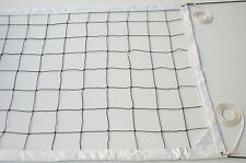 Home Court Swimming Pool/Backyard Volleyball Net in White 16-foot Long- VRR16W