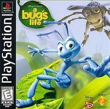 Playstation Game - A Bug's Life - Free Ship! Disc Only- PS1