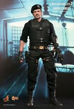 HOT TOYS The Expendables 2 Barney Ross Sylvester Stallone 1/6 Figure In stock