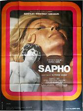 Affiche 120x160cm SAPHO (1971) Marina Vlady, Renaud Verley, Dawn Addams BE #