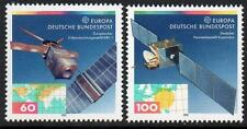 GERMANY MNH 1991 SG2374/5 EUROPA ,EUROPE IN SPACE