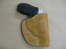 Ruger LCR, LCRx Revolver Inside the Pocket Leather Concealment Holster CCW ITP