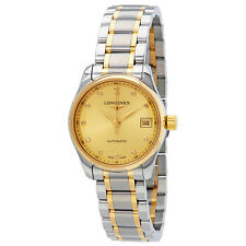 Longines Master Collection Bracelet Womens Watch 21285377