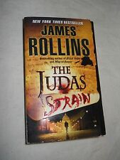 The Judas Strain  by James Rollins (2008, Paperback