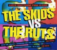 RUTS, THE vs. SKIDS, THE Split CD