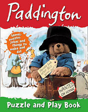 Paddington Puzzle and Play Book, Michael Bond