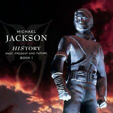 MICHAEL JACKSON CD - HISTORY: PAST, PRESENT AND FUTURE [2 DISCS](1995) - NEW