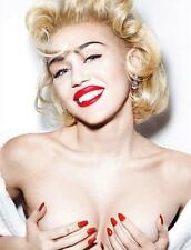 Miley Cyrus A4 Photo 509