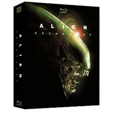 Alien Anthology [6 Discs] (2013, REGION A Blu-ray New) BLU-RAY/WS