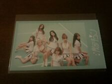AOA group japan jp OFFICIAL Photocard  Kpop K-pop exo bts snsd sistar + freebies