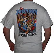 Big Johnson Contractors Funny Retro Vintage Shirts
