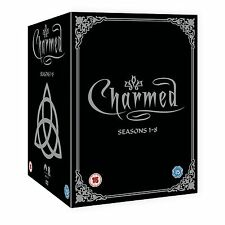 "CHARMED COMPLETE SERIES 1+2+3+4+5+6+7+8 DVD BOX SET 48 DISC R4 NEW ""sale"""