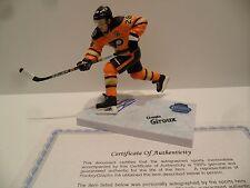 Claude Giroux Autographed Philadelphia Flyers Winter Classic McFarlane COA