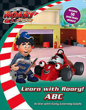 Learn with Roary! ABC, New Paperback Book