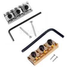 Guitar Parts FLOYD ROSE LOCKING NUT replacement 43mm-Chrome+Gold