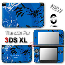 Pokemon Pikachu X Y XY Limited Edition SKIN STICKER COVER for Original 3DS XL