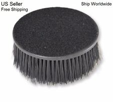 "Carpet Upholstery Mat 5"" Round Spinner Brush With Hook-N-Loop Backing Attachment"