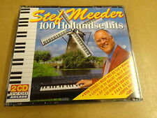 2-CD BOX / STEF MEEDER - 100 HOLLANDSE HITS