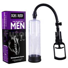 Penis Vacuum Pump Enlarger Enhancer Male Stretcher Aid Impotence Premature AU2
