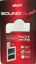 New SoundClip , Increases The Volume Of ipad and New Ipad