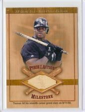 2001 SP GAME BAT #M-FT FRANK THOMAS BAT HOF - CHICAGO WHITE SOX (A) 030814