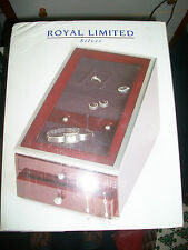 Royal Limited Silver JEWELRY BOX