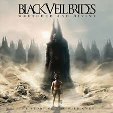 Black Veil Brides - Wretched And Divine: The Story Of The Wild Ones NEW CD