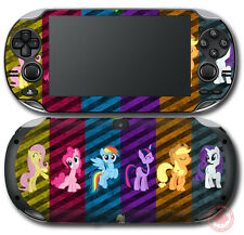My Little Pony Cute SKIN STICKER DECAL VINYL COVER for PS Sony PlayStation Vita