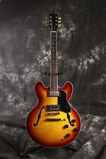 Starshine SR-OES-335A electric guitar semi hollow body AAAA grade  flamed maple