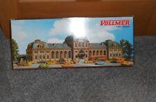 VOLLMER BADEN-BADEN STATION KIT #3560 HO SCALE NIB