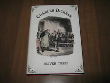 OLIVER TWIST  Charles Dickens  Book of the Month Club  1997