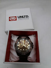 UnLtd Timepiece by Marc Ecko - E13561G1 Price Marked 169.00 Euro