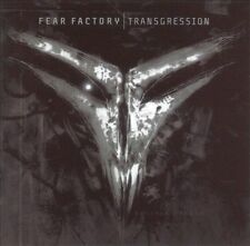 Fear Factory - Transgression (CD, Aug-2005, Calvin Records)