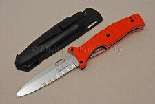 FOX Italy Folding Rescue / Dive Knife - FX-401 Combat Diver
